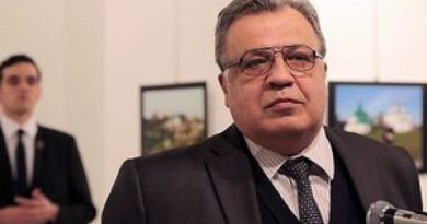 5 Things to Watch For After Russian Ambassador Assassination