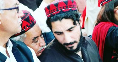 Who is Anti-Pakistan; Military or Manzoor Pashteen?